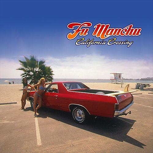 ATD13 At the Dojo  Fu Manchu California Crossing - Special Ed. (3LP)